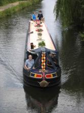 Takara Hotelboat Holidays Tel:07981 798 272 - Hotel Narrow Boat Takara
